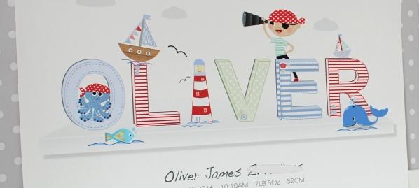 oliver ocean slider