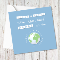 in the world card