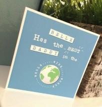 belle daddy card