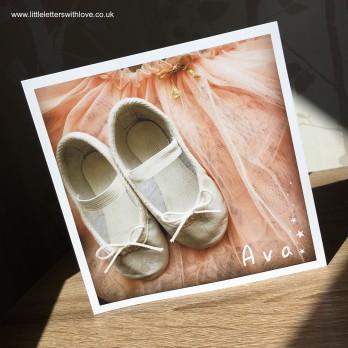 ballet card photo 3